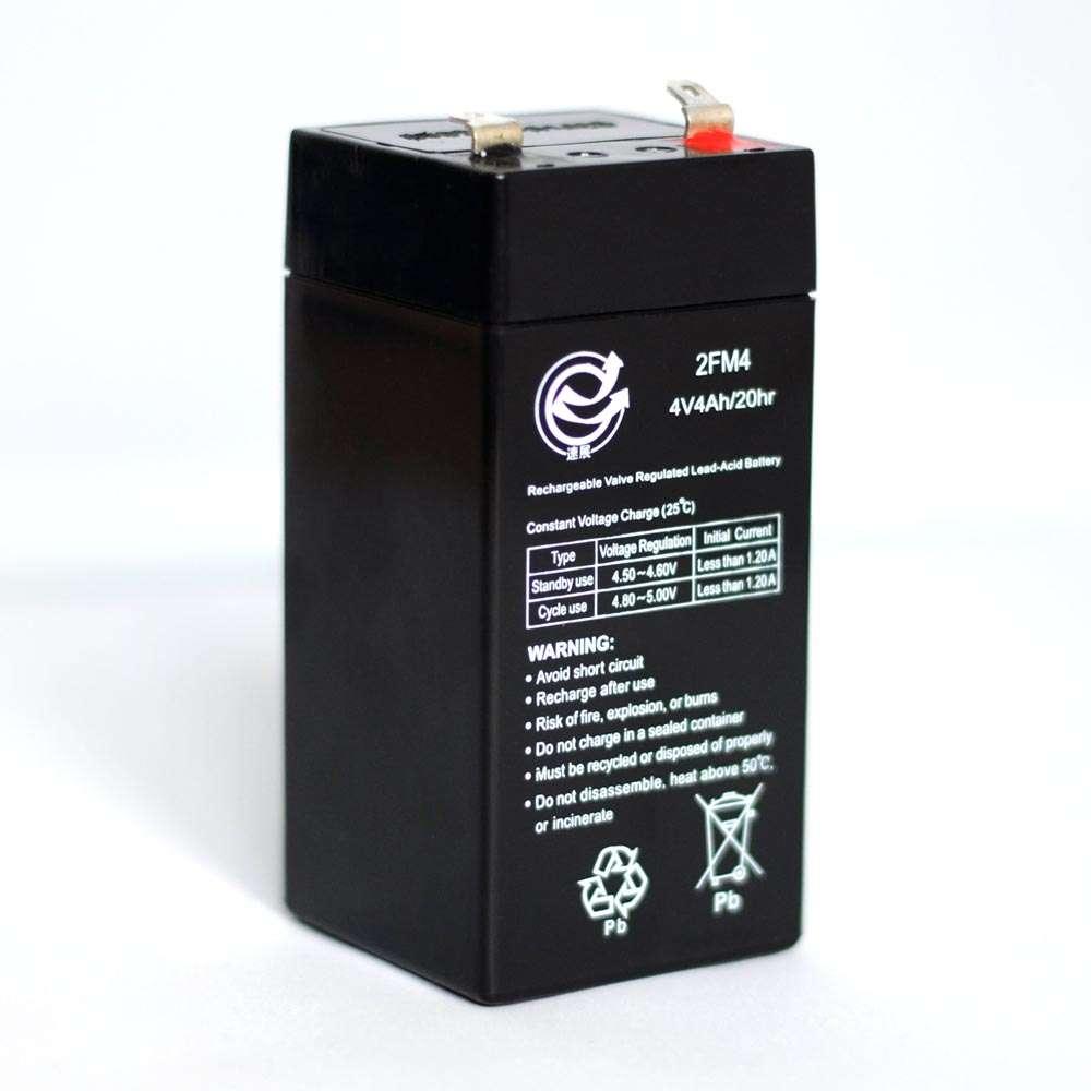 ACS mérleg akkumulátor 4V