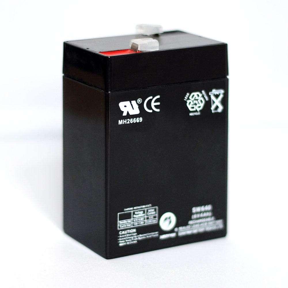 ACS mérleg akkumulátor 6V