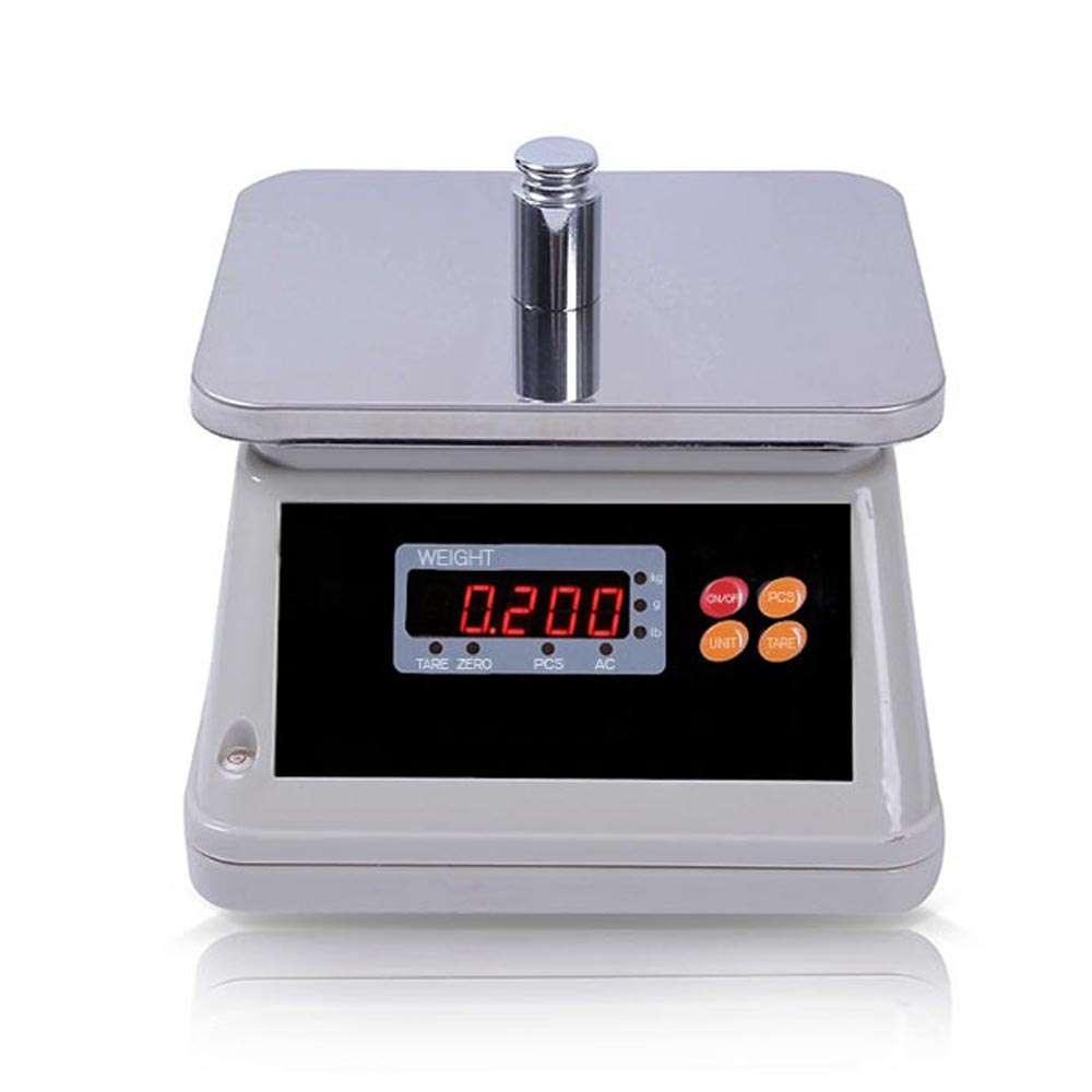 ACS 15 kg vízálló asztali mérleg darabszámláló funkcióval-kölcsönzés/nap