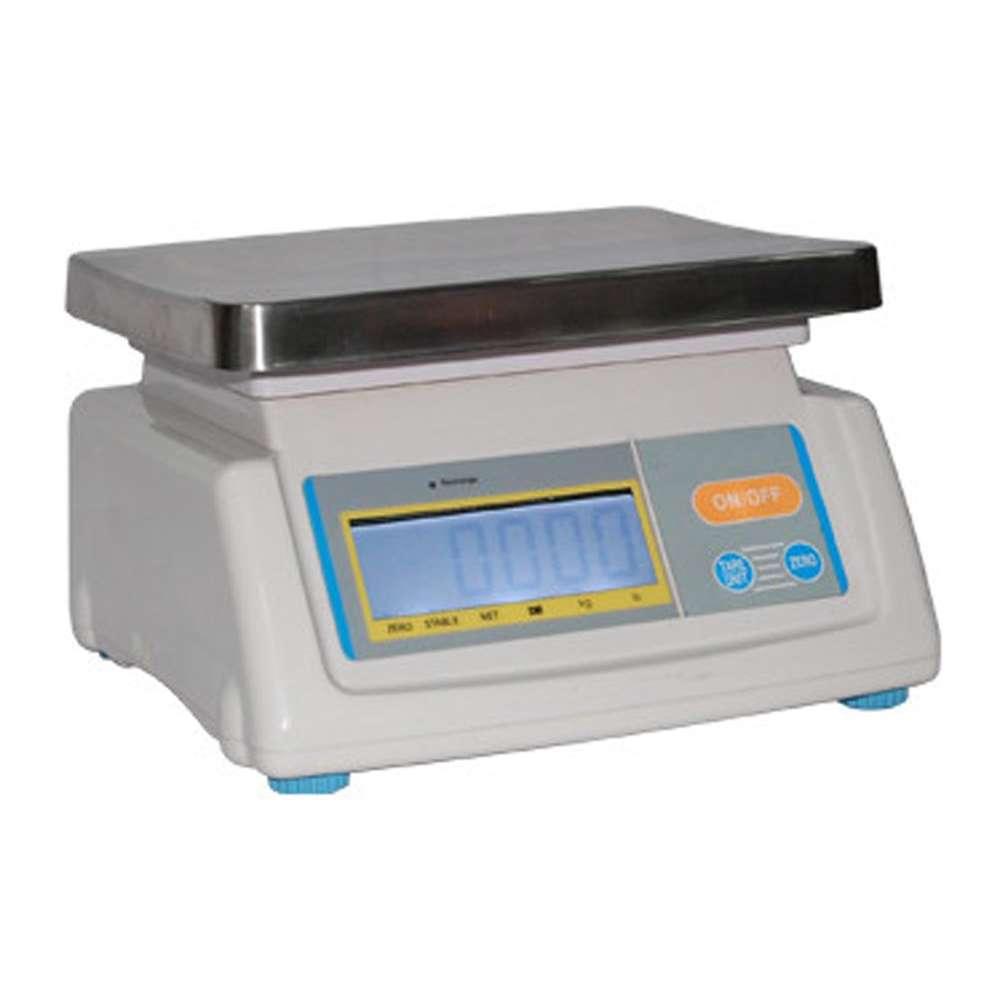 T28MR hitelesített asztali mérleg 6 kg és 15 kg