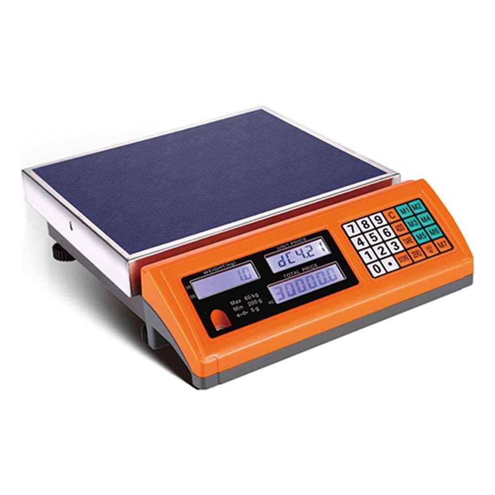 ACS-05 bolti ellenőrző mérleg 60 kg-kölcsönzés/nap