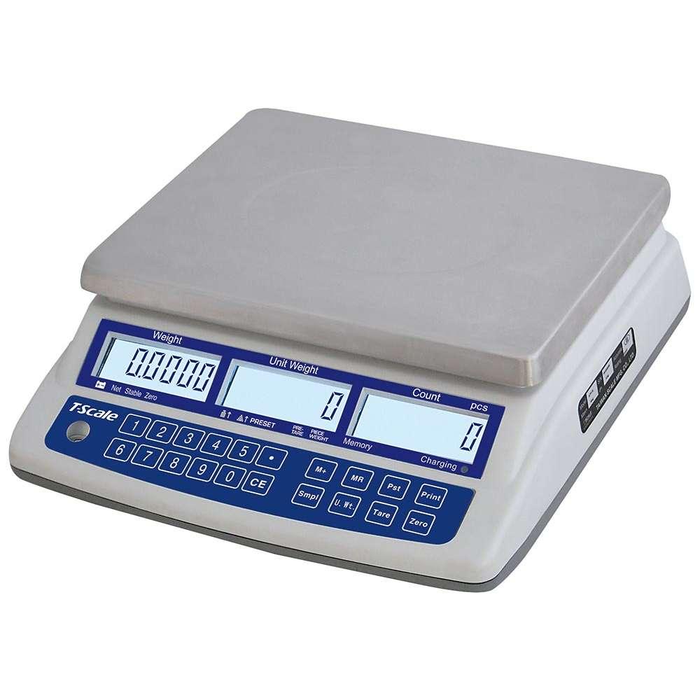 AHC hitelesített darabszámláló mérleg 3-15 kg