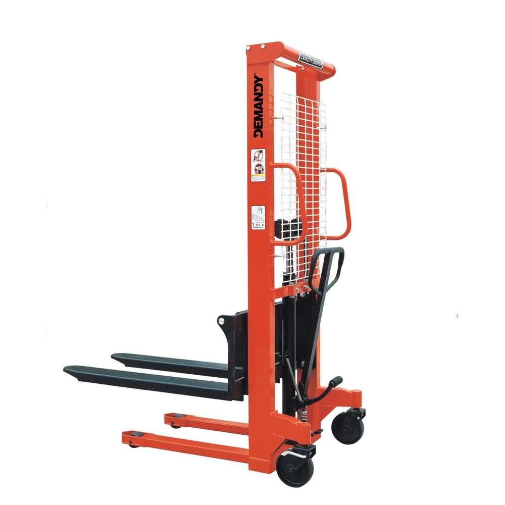 Kézi magasemelésű hidraulikus targonca - 1t kölcsönzés/nap