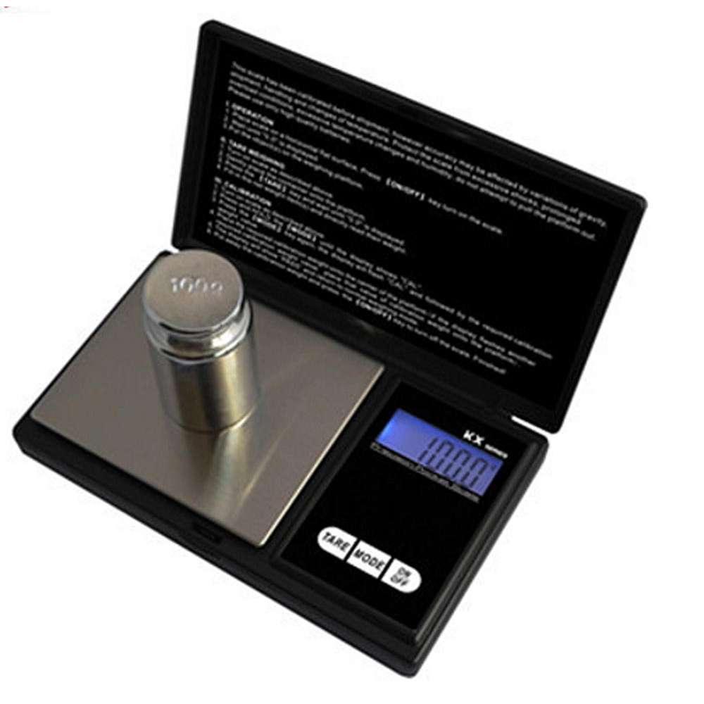 NB mini hordozható zsebmérleg 500g/0.01