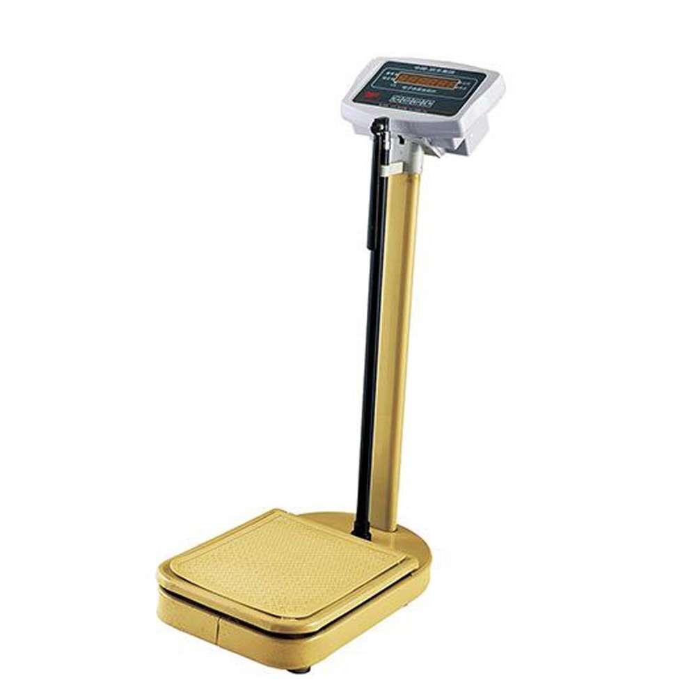Személymérleg magasságmérővel 180 kg